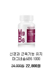 마그네슘&B6 1000